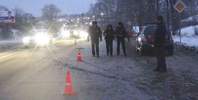 В дорожном происшествии погибла женщина