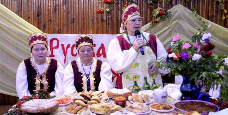 Кухни народов Урала (фото)