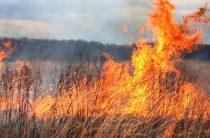 Участились пожары