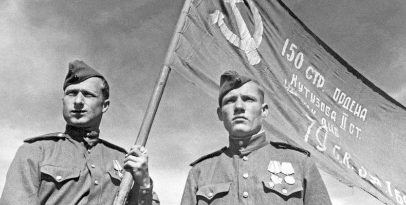 Жизнь героев в лучах славы. Михаил Егоров и Мелитон Кантария