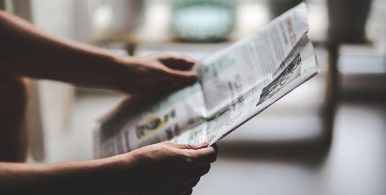 Газета для самоизолированных