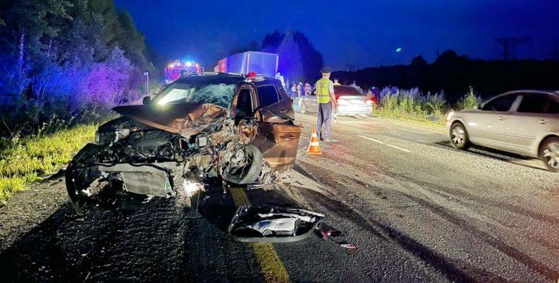 Усталость за рулём так же опасна, как и пьяный водитель