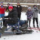 Спасибо за отличную лыжню!