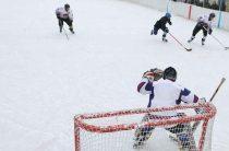 Хоккей. Закрытие сезона