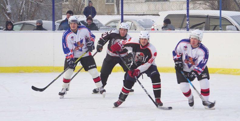 Сезон хоккея открыт