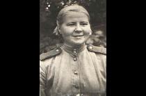 Военное фото  в семейном альбоме
