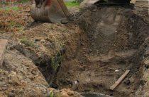 Водопровод доделают в следующем году