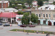 Мой город – частичка России