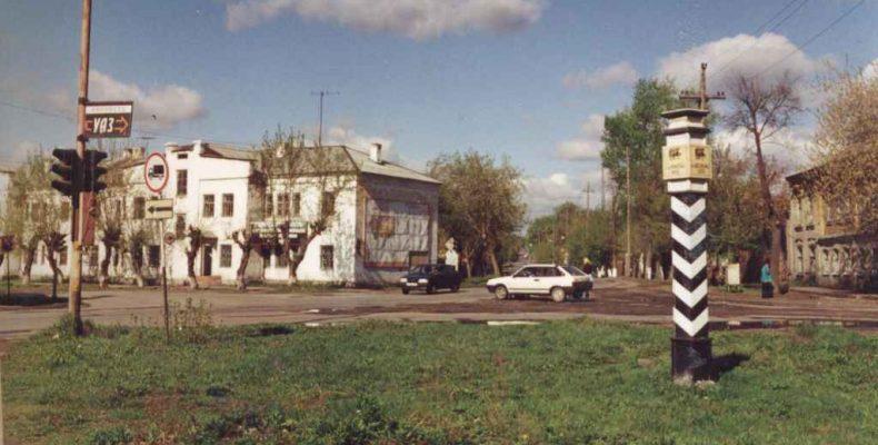 Скверы и площади определяют облик