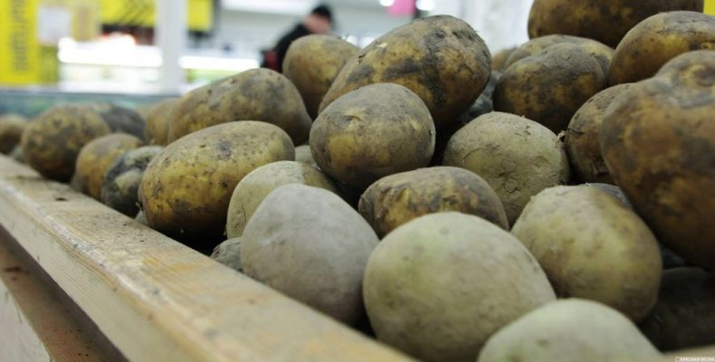 Картофель для осуждённых