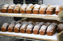 Ароматный, только испечённый, наш камышловский хлеб