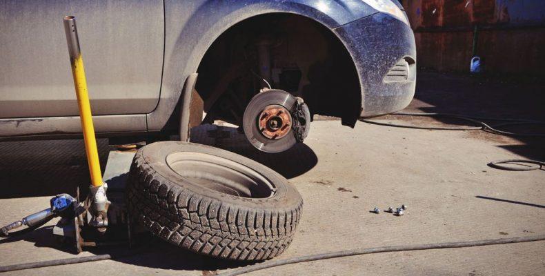 Пора менять колёса