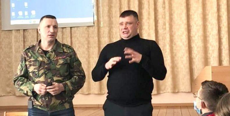 О службе в армии и спецназе