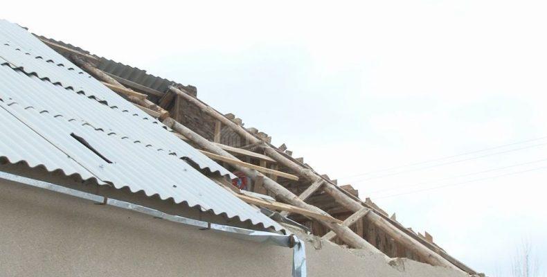 Сорвало крышу