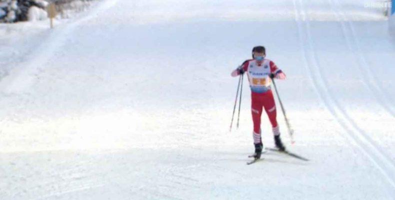 На III этапе в Бейтостолене (Норвегия)