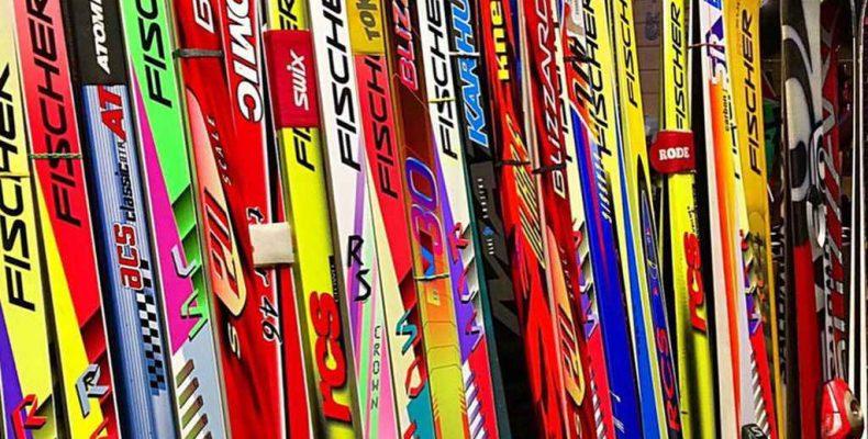 Лыжи – круглый год!
