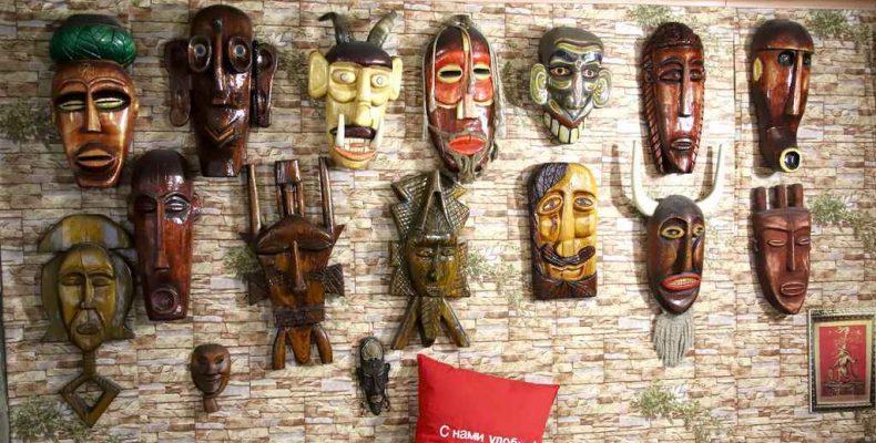 Африканские страсти с национальным колоритом