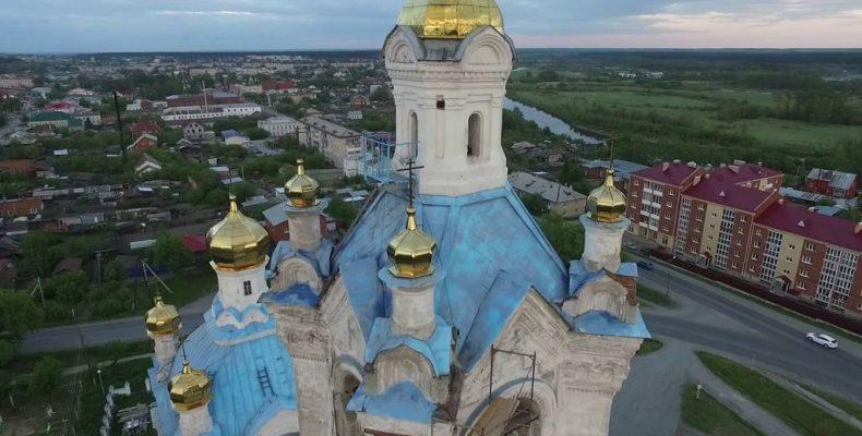 В Камышлов прибыла святыня