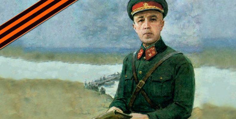 Ледяная твёрдость генерала Карбышева