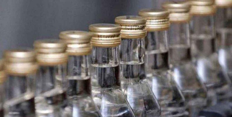 Осторожно: суррогатный алкоголь