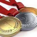 Пять бронзовых медалей