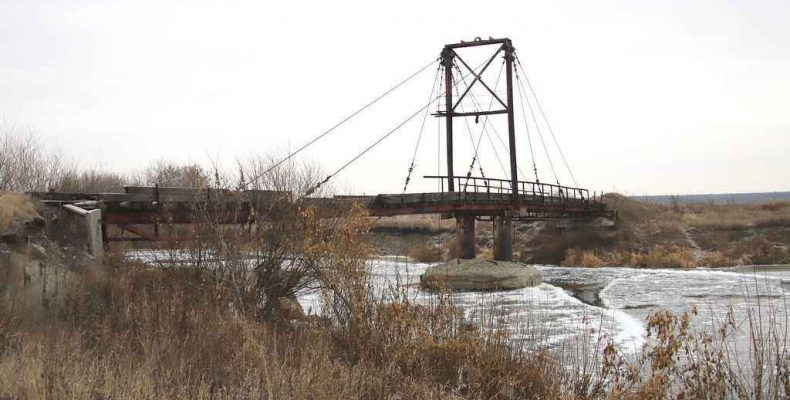 Бесхозяйный мост