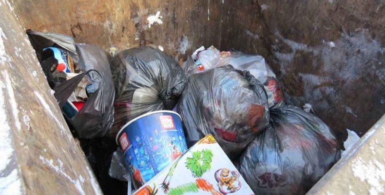 Вывозить мусор будут чаще