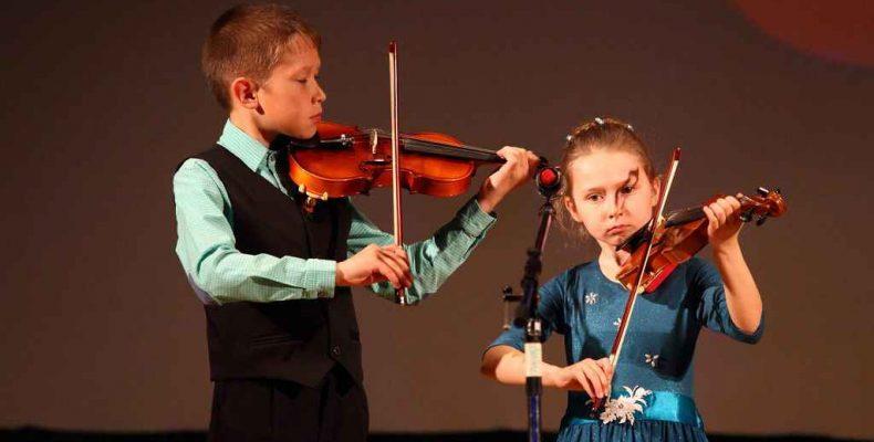 Союз прекрасный — музыка и дети!