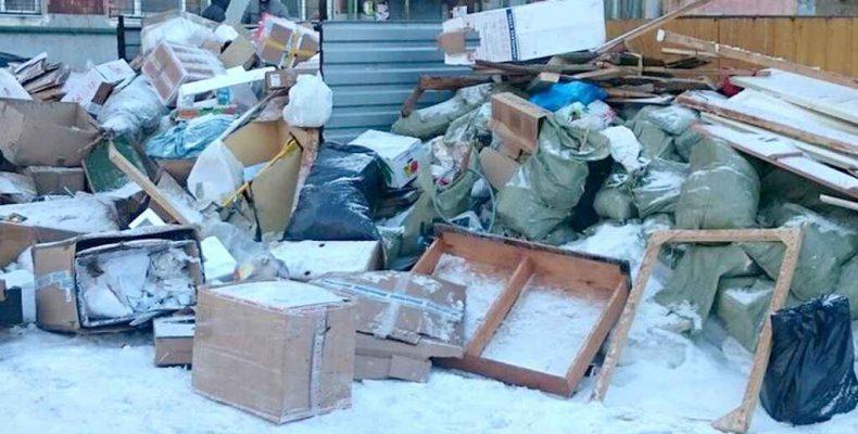 Вновь к вопросу о мусоре