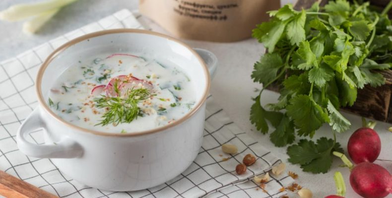 Ешь суп, валяйся на траве