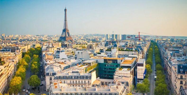 Опять хочу в Париж…