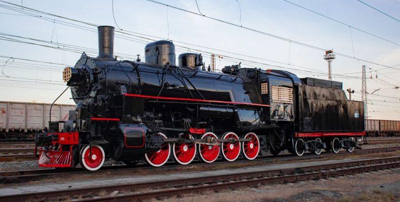 В Камышлов прибудет паровоз