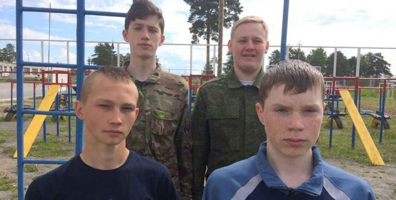 В армию на пять дней