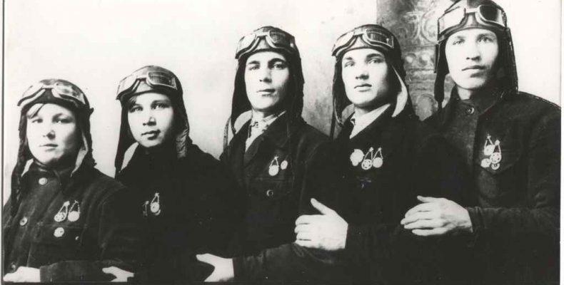 Наши авиаторы