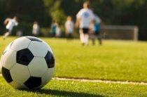 К Дню города – футбольное поле