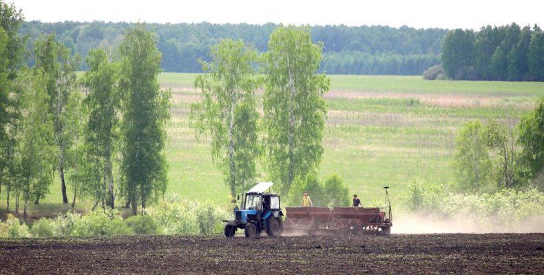 В КП-45 начался сезон полевых работ