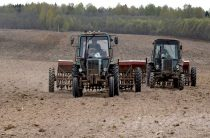 Сельхозсезон начинается везде