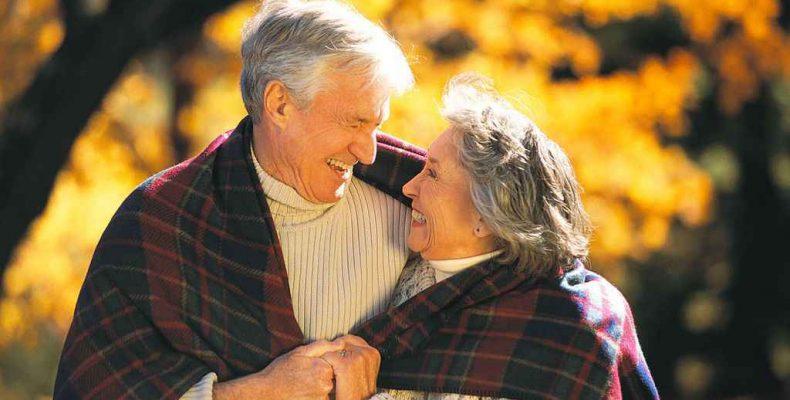 C Днём пожилых людей!