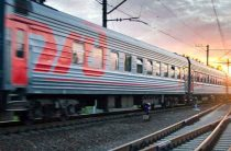 3 августа организуют дополнительные поезда