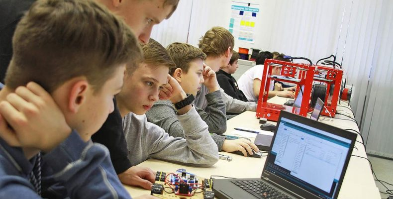 Робототехника для юных