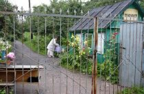 О правилах регистрации садовых домов