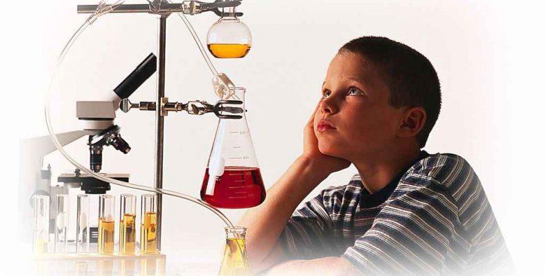 Первые шаги в науку