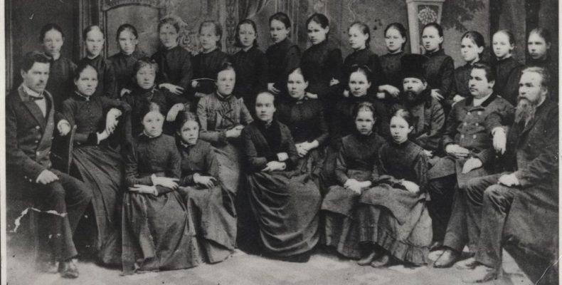 Школе № 1 – 150 лет