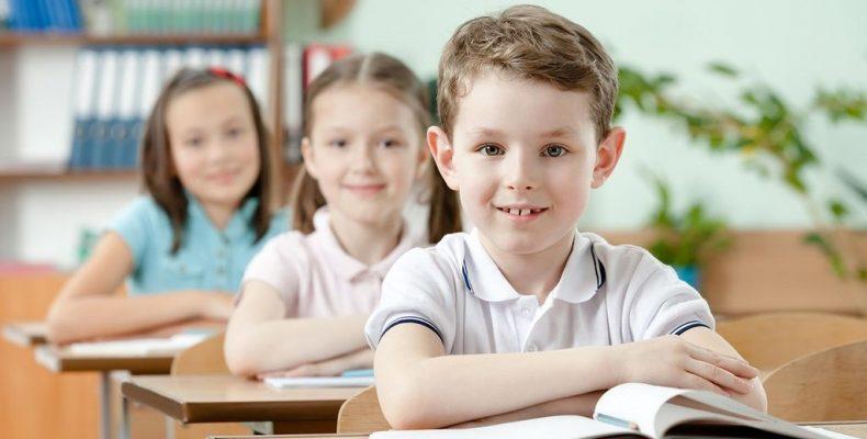 Ребёнок идёт в первый класс?