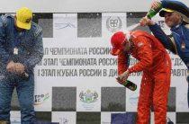 Игорь Шемякин – чемпион России по автокроссу