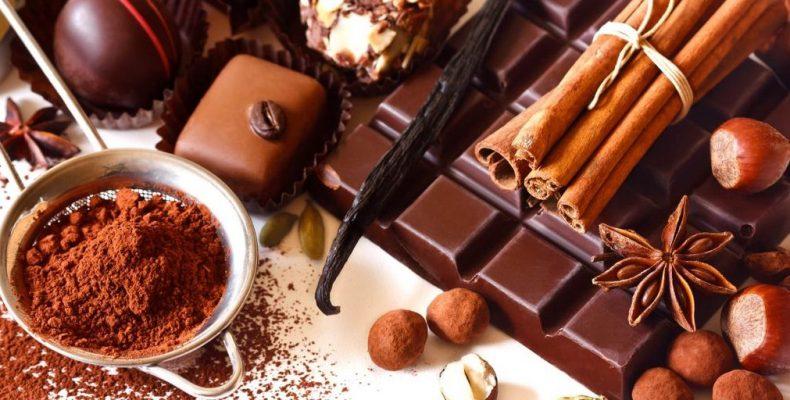 У меня теперь всё в шоколаде!