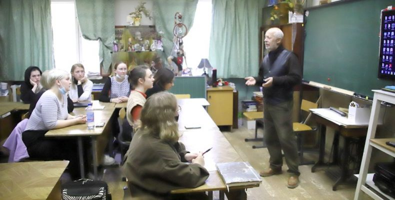 Юрий Крылов: любовь к работе и бриллиантовое время