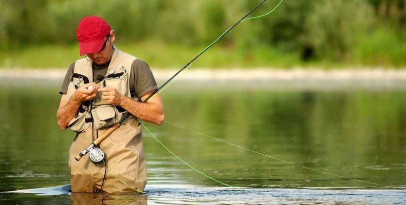 Безопасная рыбалка