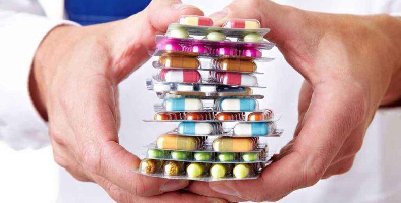 О движении лекарственных препаратов