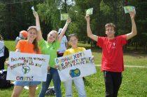 Лидеры в школе – активисты в лагере